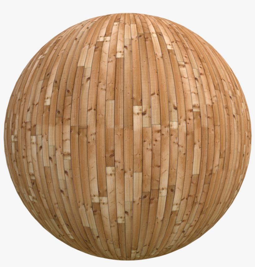 Natural Wood Plank Parquet