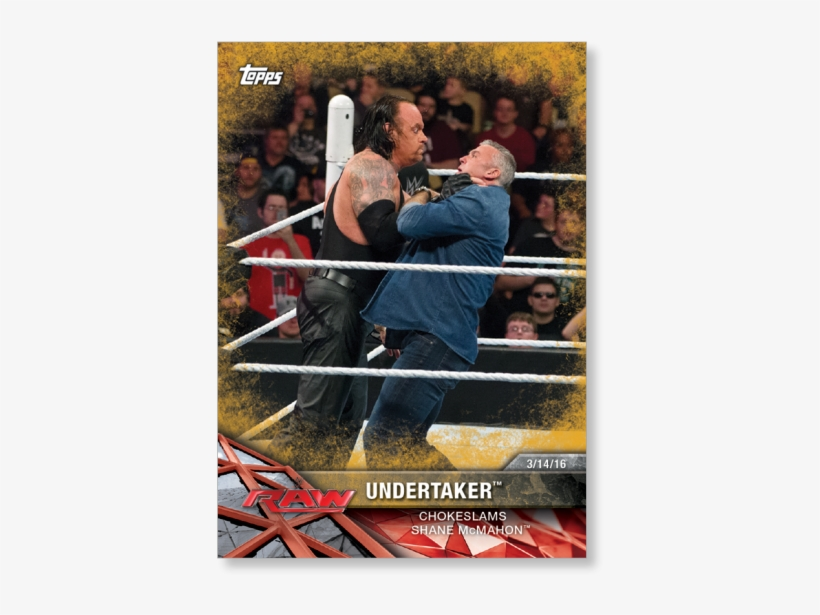 Close Zoom - Wwe Cards 2017 Gold, transparent png #916560