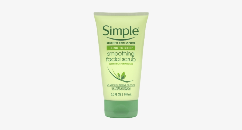 Simple Kind To Skin Smoothing Facial Scrub Best Drugstore