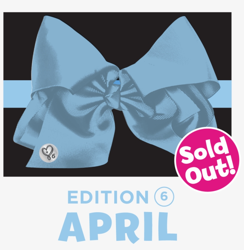 Past Editions Of Jojo's Bow Club Boxes Are Available - Limited Edition Jojo Siwa Bows, transparent png #9101256