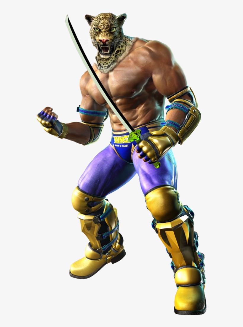King Photo King Tekken 6 King Free Transparent Png Download Pngkey