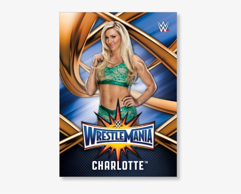 Charlotte 2017 Wwe - Sasha Banks Wwe Wrestlemania 33, transparent png #9112841