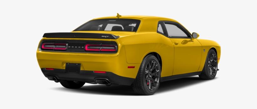 2018 Dodge Challenger Srt Hellcat Widebody Rwd Side - 2017 Challenger Scat Pack Shaker, transparent png #9115417