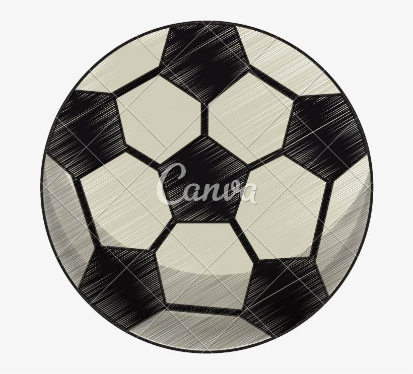 Soccer Ball Icons By - Drawing Hand Holding Soccer Ball, transparent png #9119169
