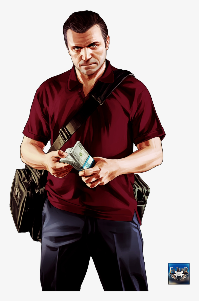Grand Theft Auto 5 Png - Transparent Grand Theft Auto V, transparent png #9123218