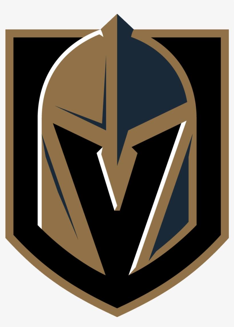 Vegas Golden Knights - Las Vegas Golden Knights Logo Png, transparent png #9124969
