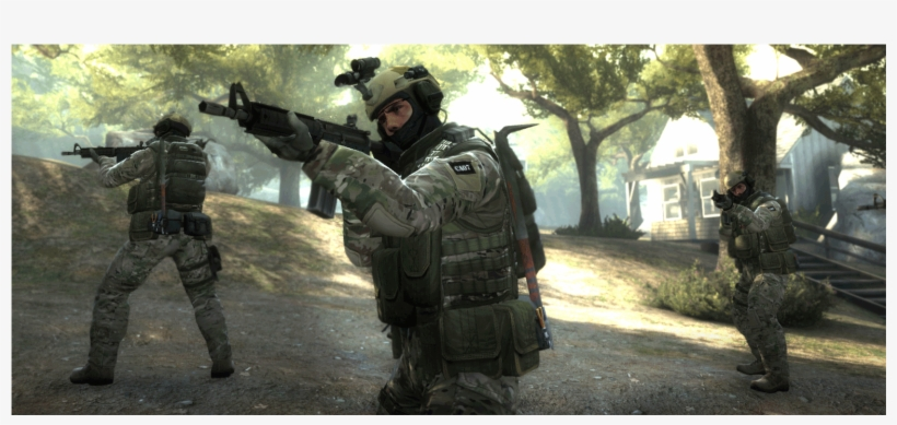 Global Offensive Will Expand Upon The Team Based Action - Counter Strike Global Offensive, transparent png #9127071