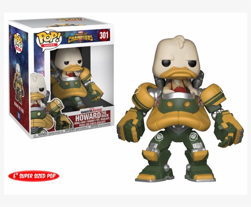 Marvel Contest Of Champion - Marvel Contest Of Champions Funko Pop, transparent png #9135375
