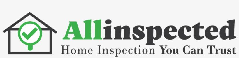 Home Inspection Logo Design Graphic