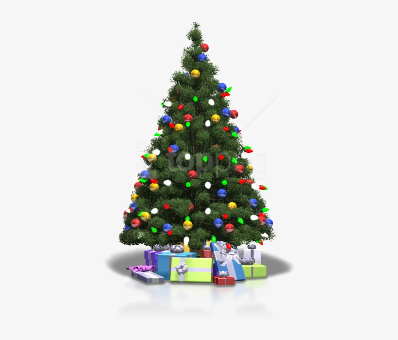 Free Png Download Christmas Tree Png Clipart Png Photo - Animated Transparent Christmas Tree, transparent png #9139902