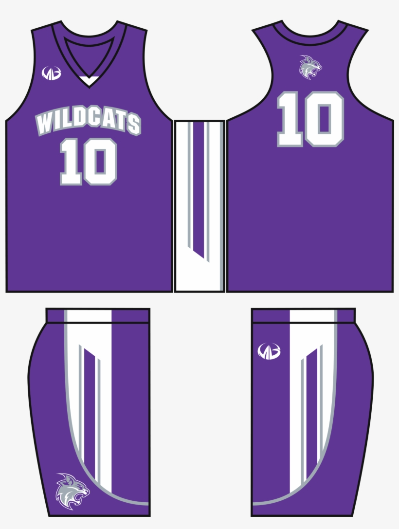 Team Uniform Custom Uniforms - Basketball Jersey Designs For Girls, transparent png #9146719