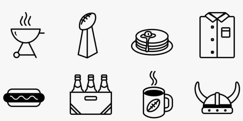 And Photographic Branding Tools, Including An Extensive - Good Morning Football Icon, transparent png #9152529