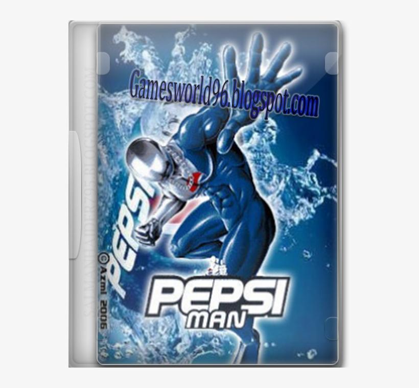 Pepsi Man Game Free Download - Pepsi Man Ps1 Game, transparent png #9157316