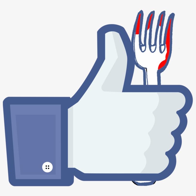 Like Media Button Facebook, Facebook Social Inc - Like Logo Transparent Background, transparent png #9164009
