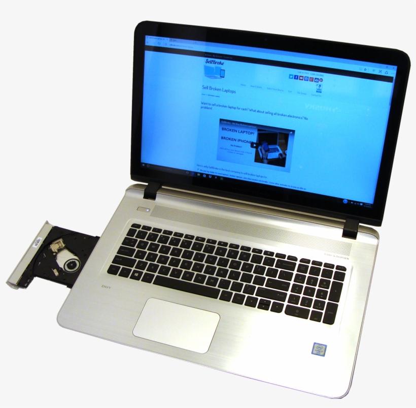 Laptop Clipart Broken Laptop - 15 Macbook Pro, transparent png #9170532