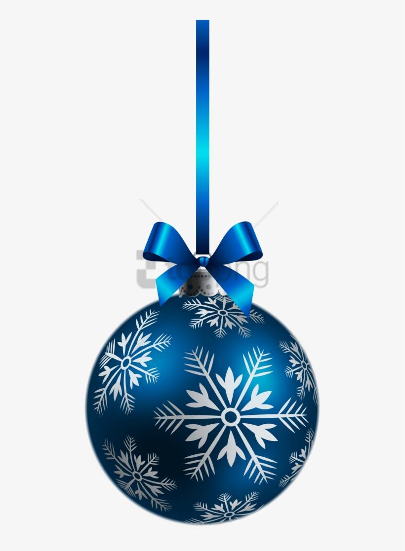 Free Png Download Christmas Pattern Design Sofa Pillow - Christmas Tree Balls Png, transparent png #9173849