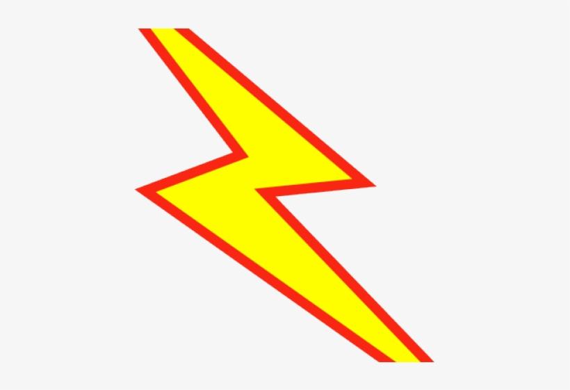 half off 88d7e d7da8 Lightning Clipart Red Lightning - Transparent Lightning Cartoon Png