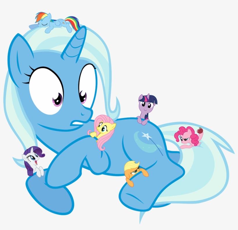 Pinkie Pie Twilight Sparkle Rainbow Dash Rarity Princess - Trixie Beach My Little Pony, transparent png #9189896
