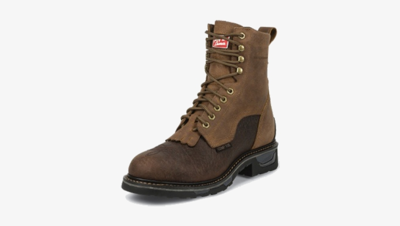 Httpwww - Atwoodsoutdoors - Comimagesjustintltw4014 - Justin Western Boots Men Pebble Brown, transparent png #9199880