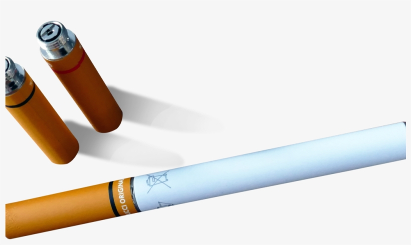 Electronic Cigarette Png Transparent Image - Clear Background Cigarette Png, transparent png #922896
