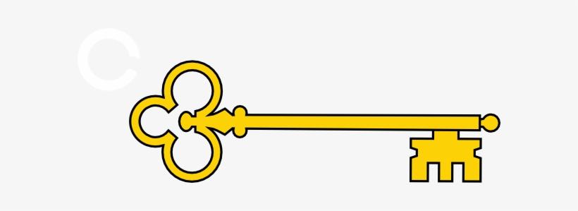 Golden Key Clip Art, transparent png #927745