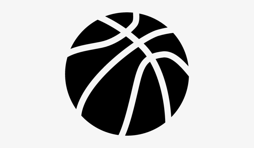 Ball Of Basketball Vector - Icono Baloncesto - Free