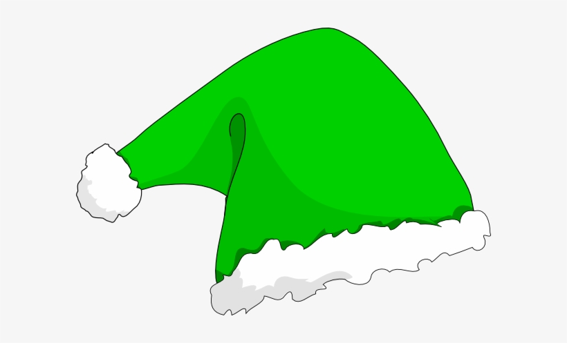 Christmas Hat Transparent Clipart.Santa Hat Clipart Snata Transparent Background Christmas