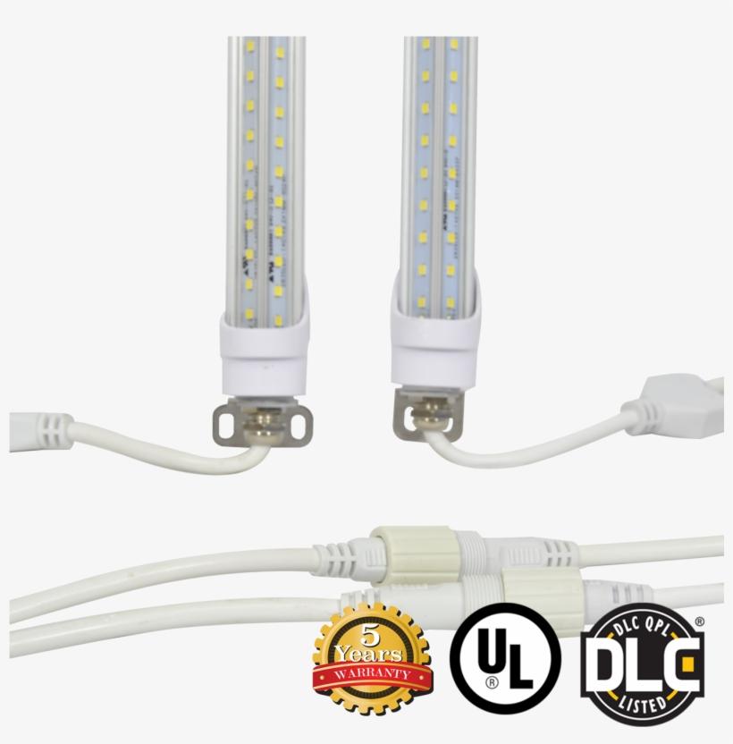 5ft Led Refrigeration/cooler Light - Led Cooler Refrigeration Light (ul+dlc), transparent png #928407