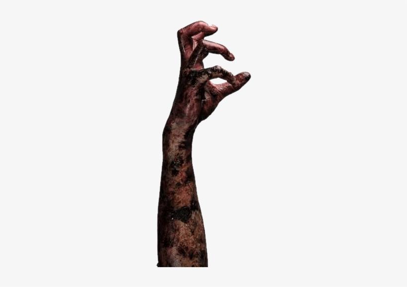 Amc The Walking Dead - Walking Dead Walker Hand, transparent png #928480