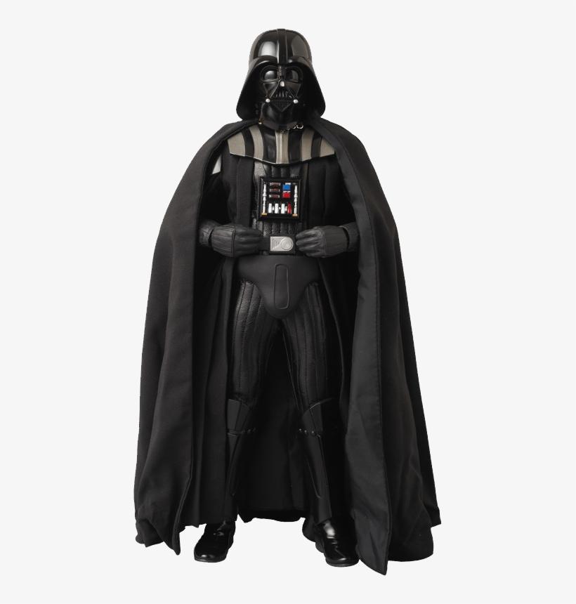 Darth Vader Clipart Black Background - Darth Vader Transparent Background, transparent png #928871
