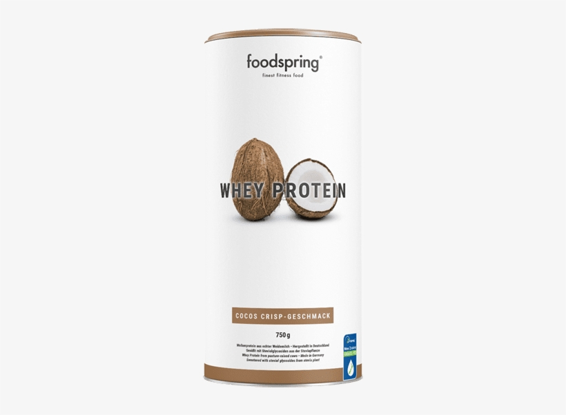 Whey Protein Cocos Crisp Dose - Whey Protein, transparent png #929683