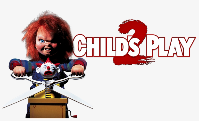 Child's Play 2 Good Guy Chucky Doll Life-size Prop - Child's Play 2 Logo Png, transparent png #929988