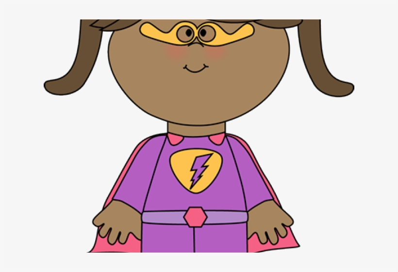Superhero Kids Clipart, transparent png #9200927