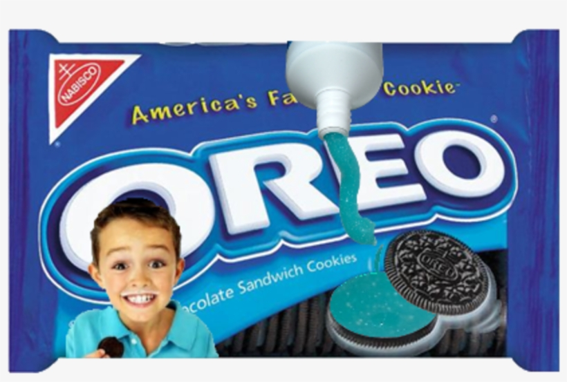 Now You Can Brush Your Teeth And Eat Oreo Cookies At - Peep Oreo Cookies, transparent png #9203714