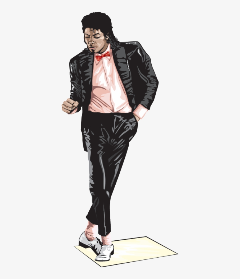 Michael Jackson Png, Download Png Image With Transparent - Moonwalk Michael Jackson 5 Png, transparent png #9211089