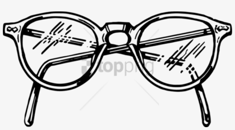 Free Png Download Eye Glasses Png Images Background - Spectacles Clipart, transparent png #9217788