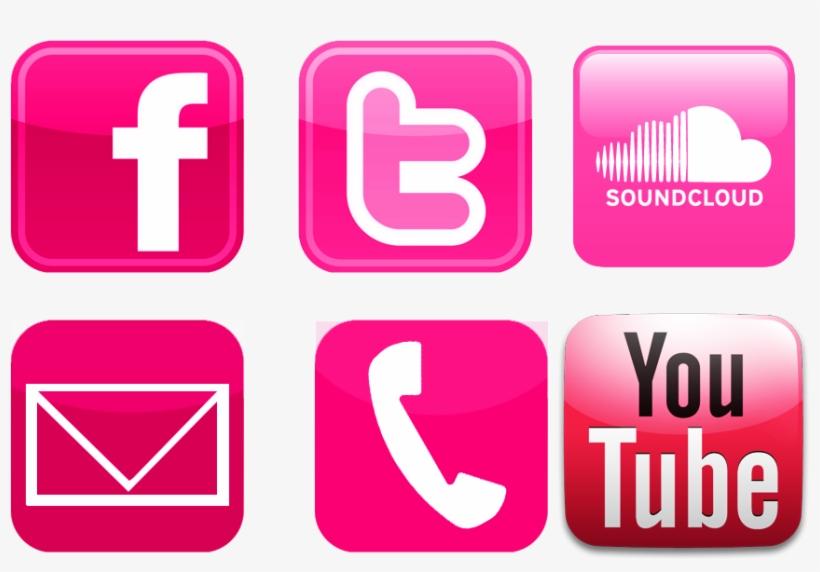 Share This Image - Facebook Twitter Instagram Logo Png Transparent, transparent png #9220449