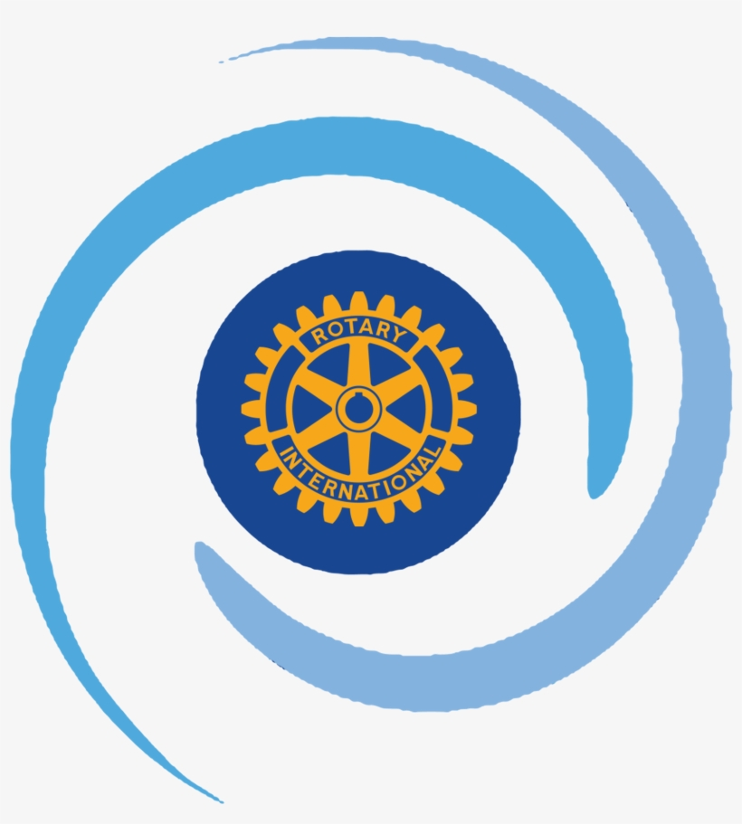 Rotary Club Logo Clip Art - Rotary Club, transparent png #9223256