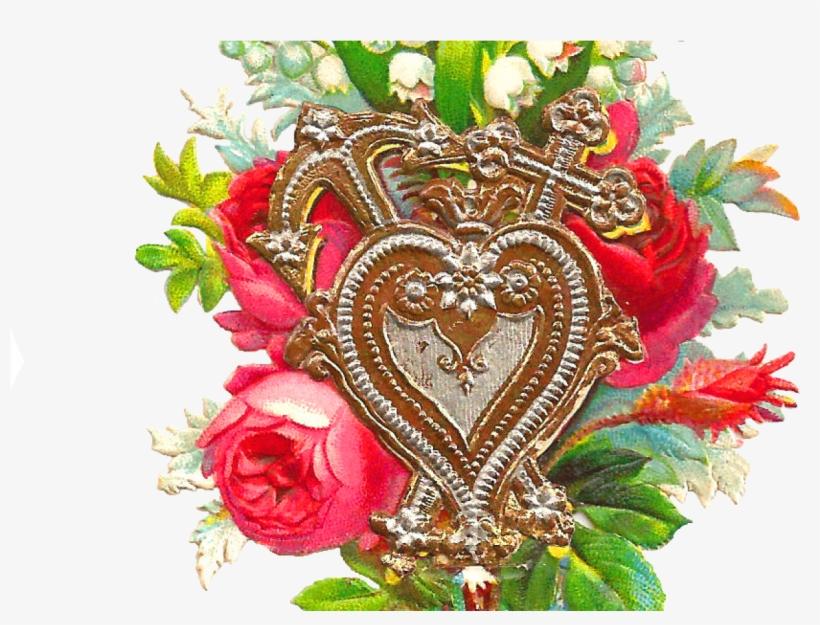Free Flower Clip Art - Best Rose Flower Hd, transparent png #9224232
