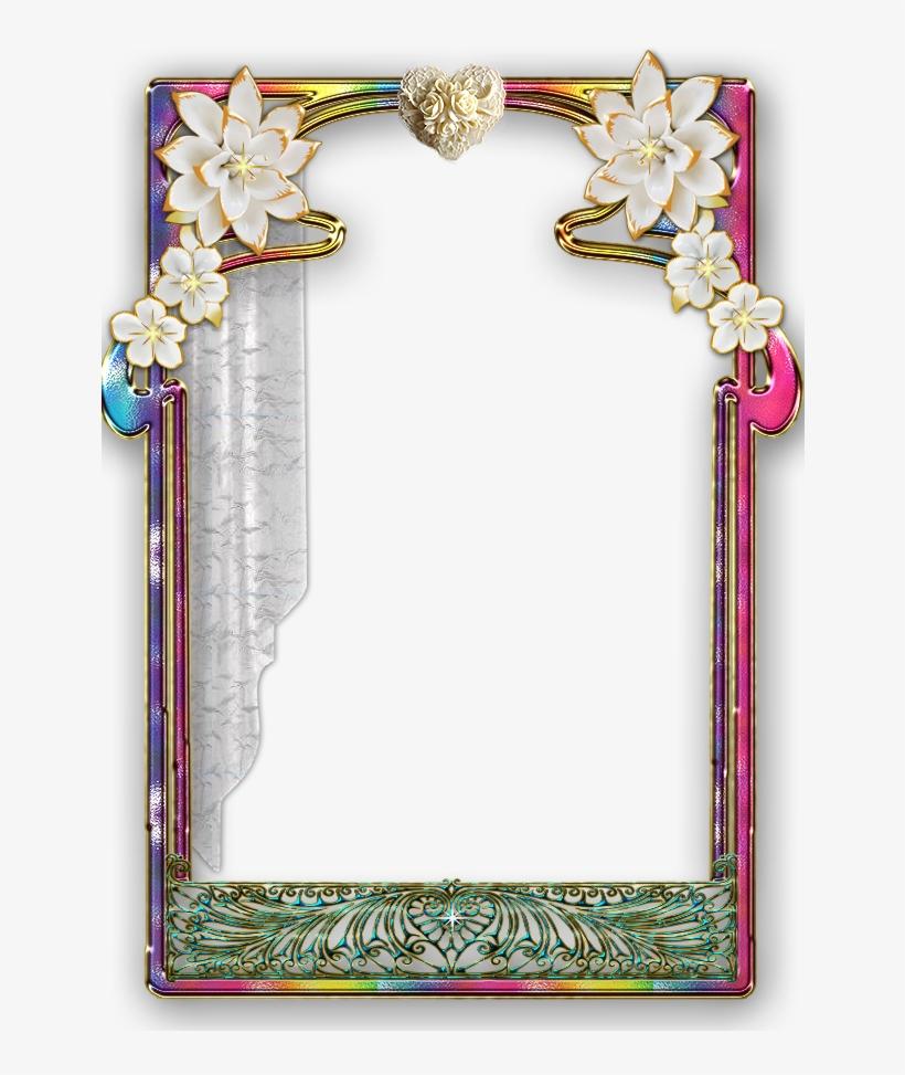 Pin By Javier Ãlvarez On Formatos De Diplomas - Picture Frame, transparent png #9225176