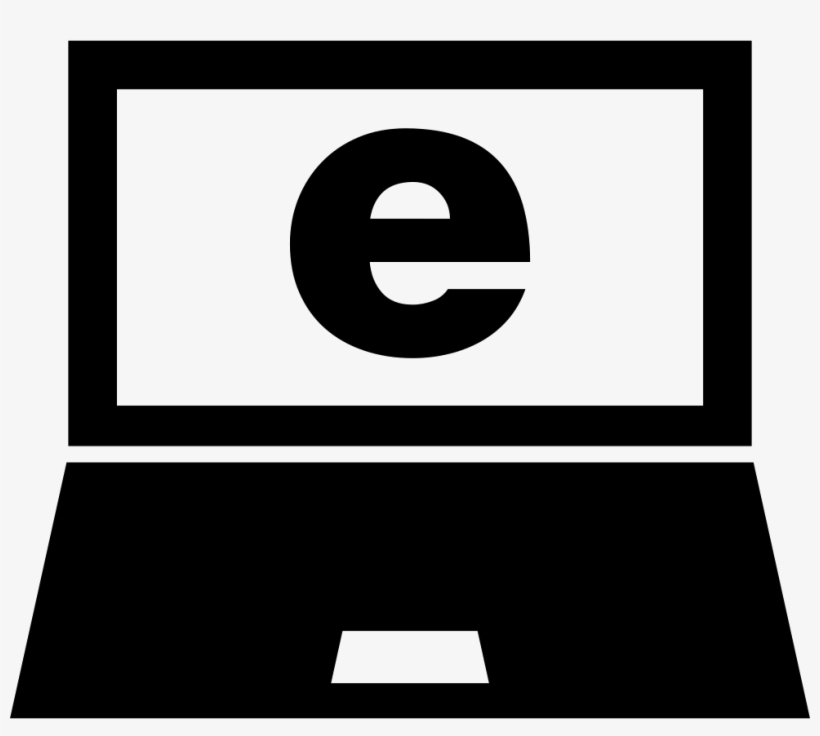 Browser On Laptop Screen Comments - Online Teacher Icon Png, transparent png #9225377