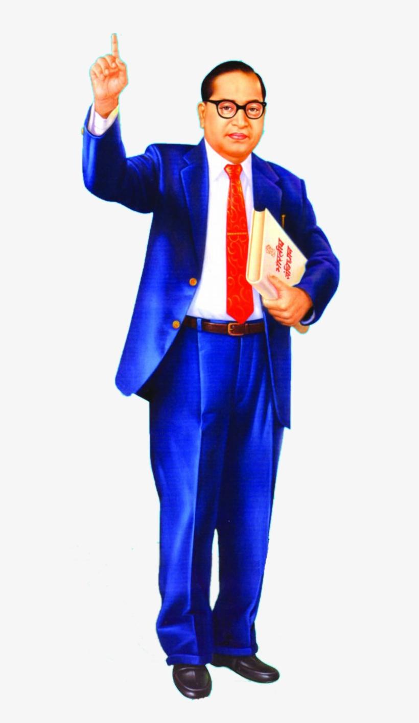 Image Result For Ambedkar Standing Photos - Dr Ambedkar Photos Hd Download, transparent png #9229106