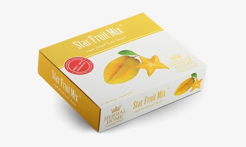 Star Fruit Mix - Star Fruit Herbal Home, transparent png #9230838