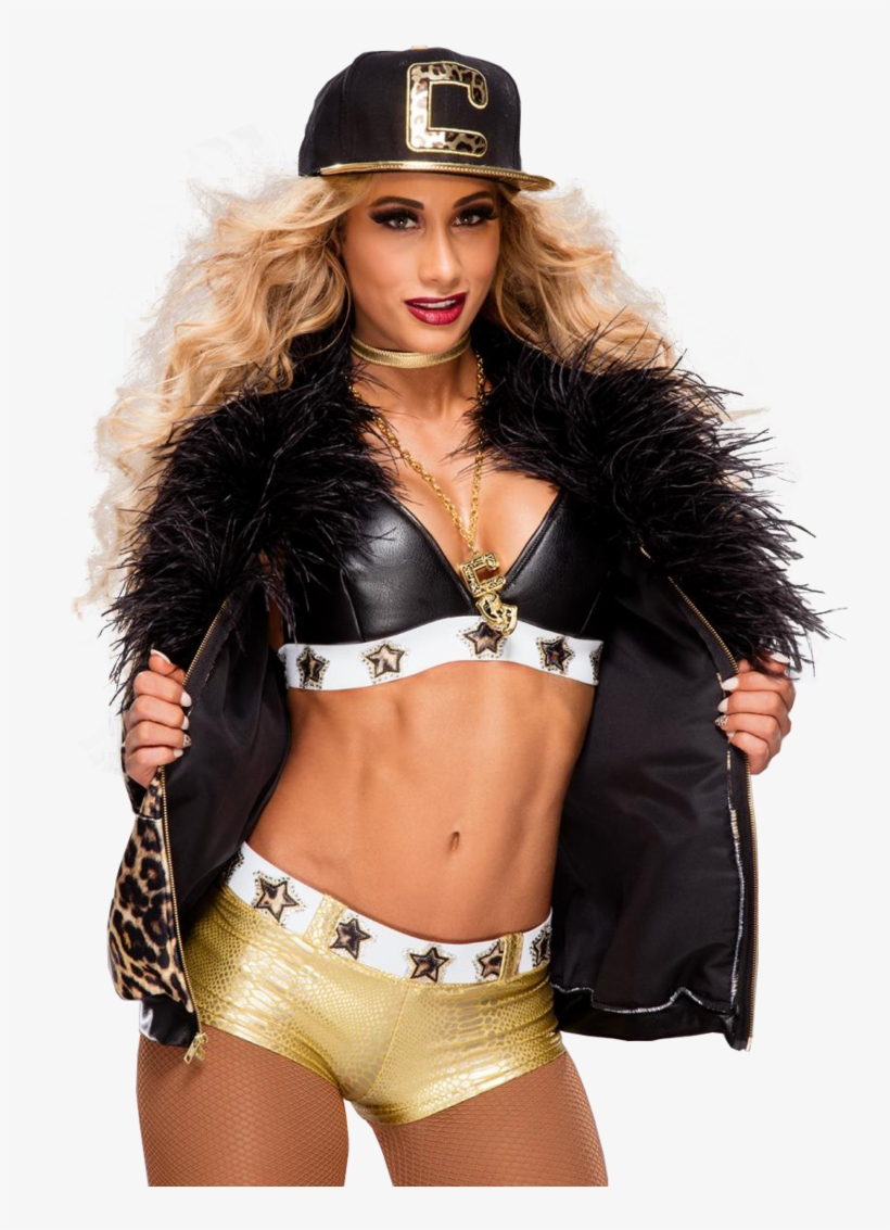 💰$asha Banks 💰 - Wwe Carmella Wrestlemania 33 Attire, transparent png #9237746