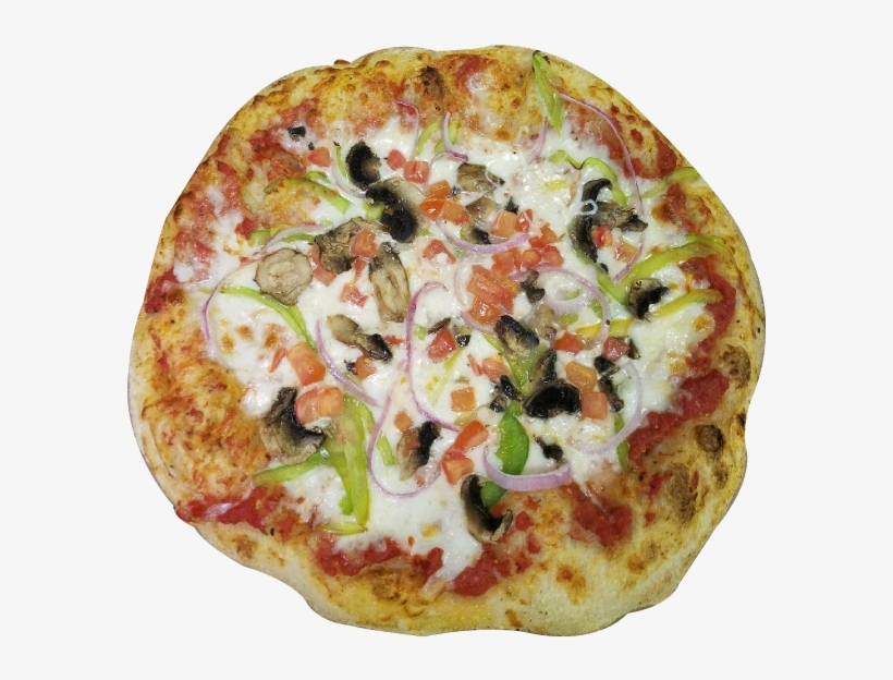 Jenny Lynd's Veggie Pizza - California-style Pizza, transparent png #9246017