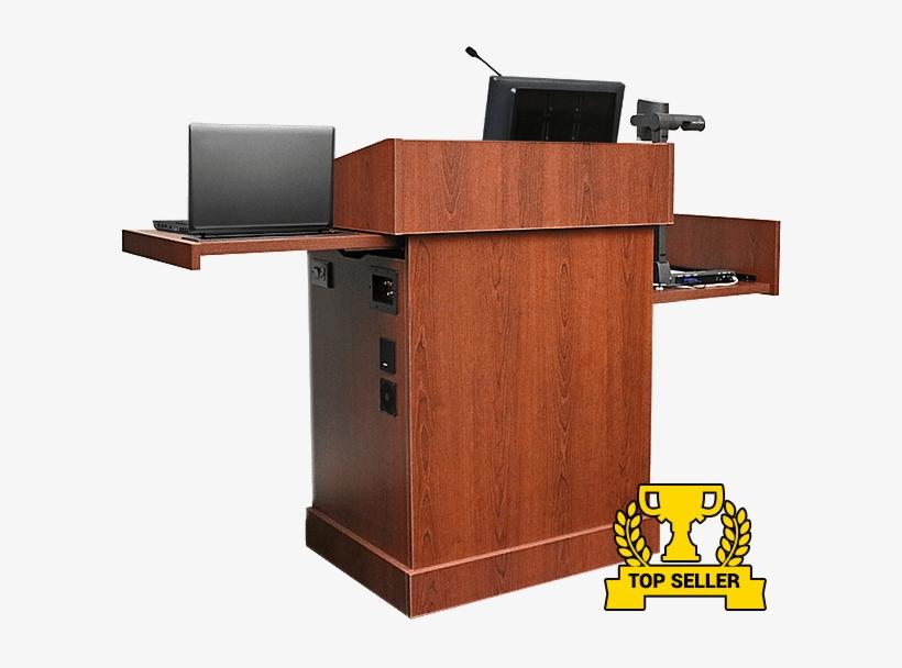 Lt Top Seller - Computer Desk, transparent png #9246513
