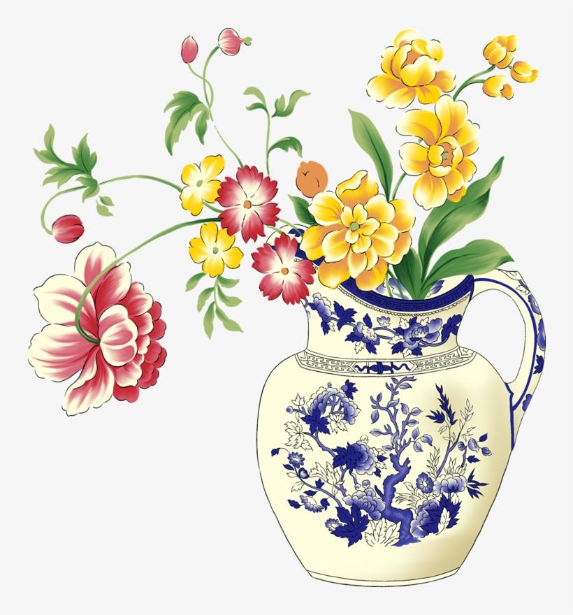 Flower Vases, Flower Art, Flower Arrangements, Art - Flower Vase Desktop Icon Png, transparent png #9248210
