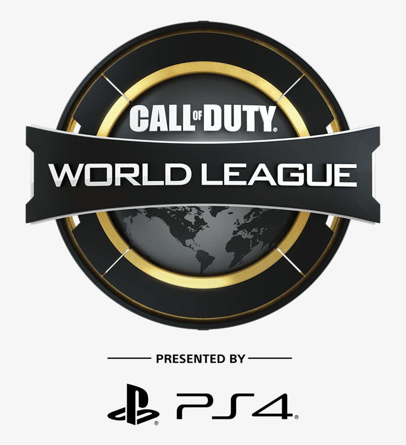Call Of Duty Black Ops 4 Will Be Available On October - Call Of Duty World League Logo, transparent png #9248913