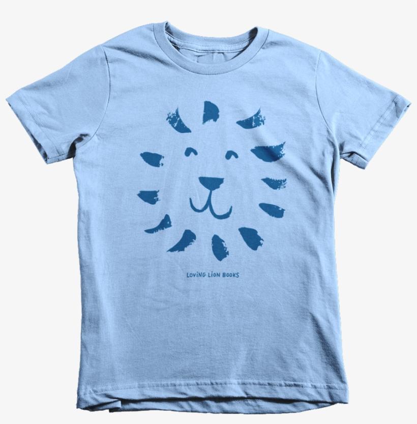 Short Sleeves Kids T Shirt, transparent png #9249590