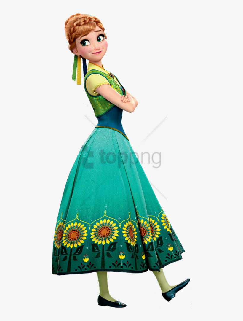 Free Png Download Frozen Fever Anna Png Images Background - Anna Frozen, transparent png #9250716